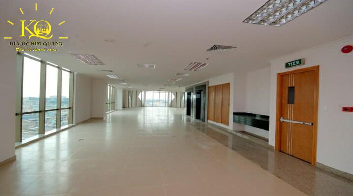 Diện tích trống cho thuê Iwa Square Office Building
