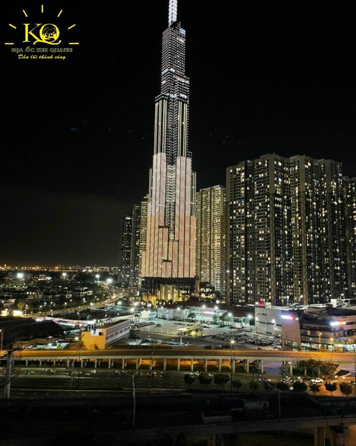 View tòa nhà Metro Tower