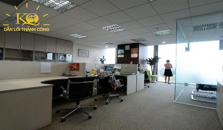 Văn phòng bên trong tòa nhà A&B Tower
