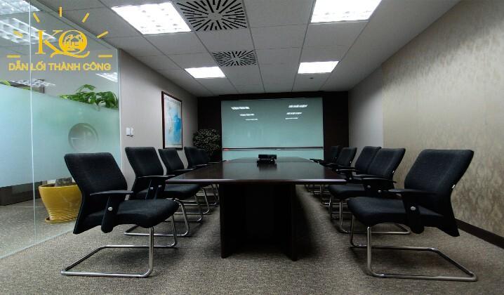 Phòng họp tại tòa nhà A&B Tower