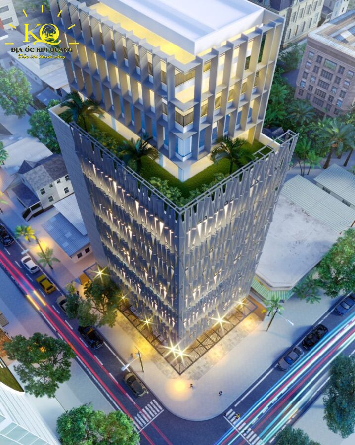 Phối cảnh tòa nhà Anh Minh Tower
