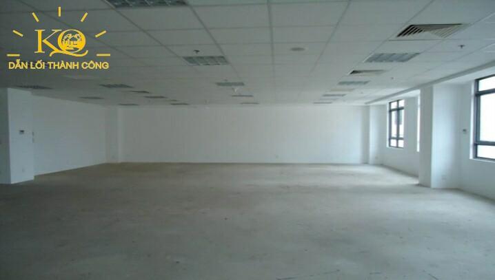 Diện tích trống tại tòa nhà Capital Place Building