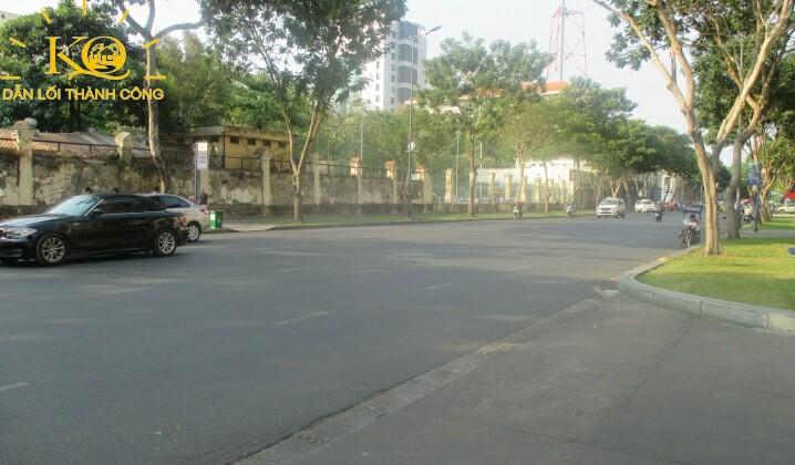 cho-thue-van-phong-quan-1-gia-re-central-plaza-12-con-duong-phia-truoc-dia-oc-kim-quang
