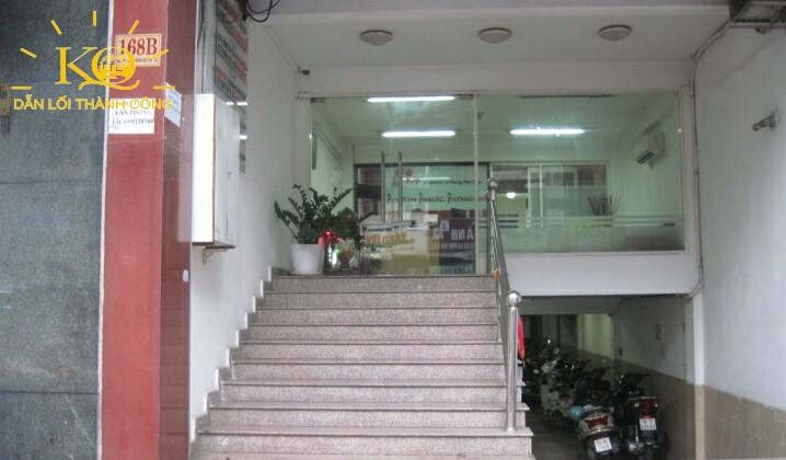 Tầng lửng tòa nhà Hoàn Long building