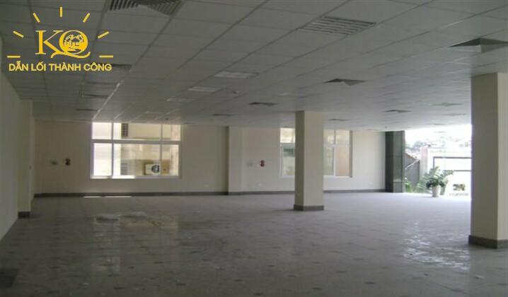 Diện tích trống tại tòa nhà Hoàn Long building