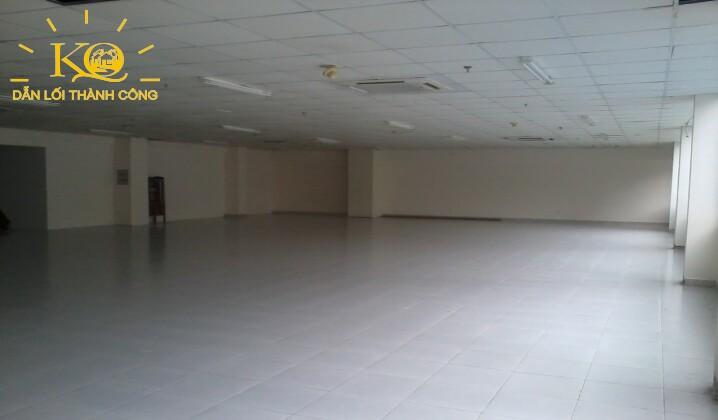 Diện tích trống tại tòa nhà IMG Building