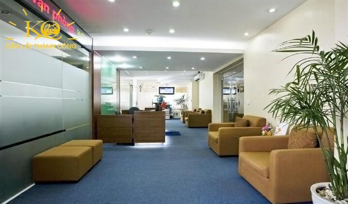 Văn phòng bên trong tòa nhà Indochina Park Tower
