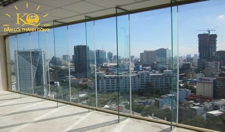 View từ tòa nhà Maritime Bank Tower