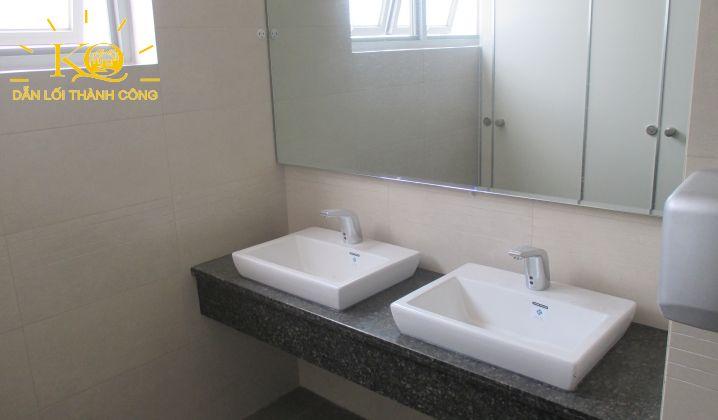 Toilet tại tòa nhà MB Sunny Tower