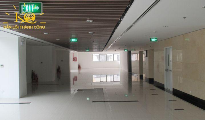 Tầng lửng tòa nhà MB Sunny Tower