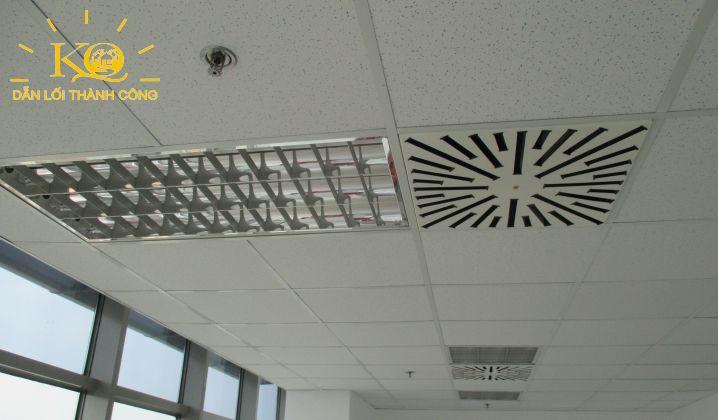 Hệ thống máy lạnh tại tòa nhà MB Sunny Tower