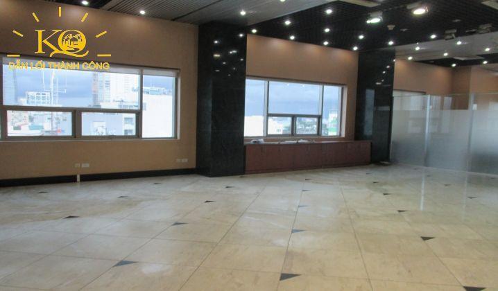 Diện tích trống tại tòa nhà NDT Building