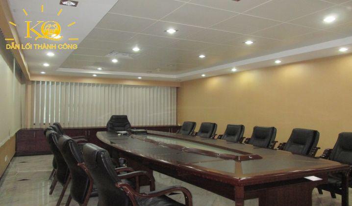 Phòng họp tại tòa nhà NDT Building