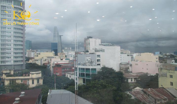View từ tòa nhà NDT Building