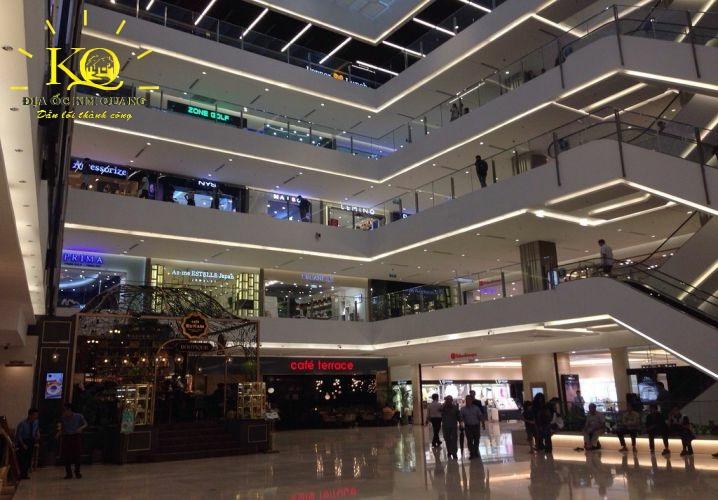 Trung tâm thương mại tại tòa nhà Saigon Centre 2