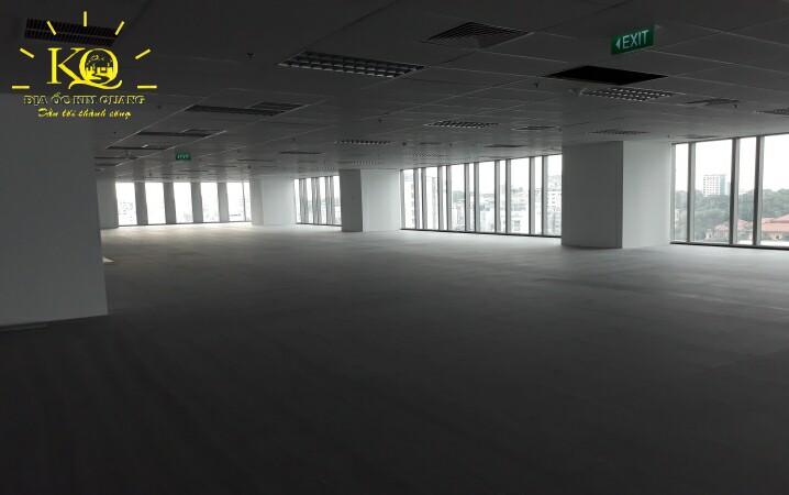 Diện tích trống tại tòa nhà Saigon Centre 2