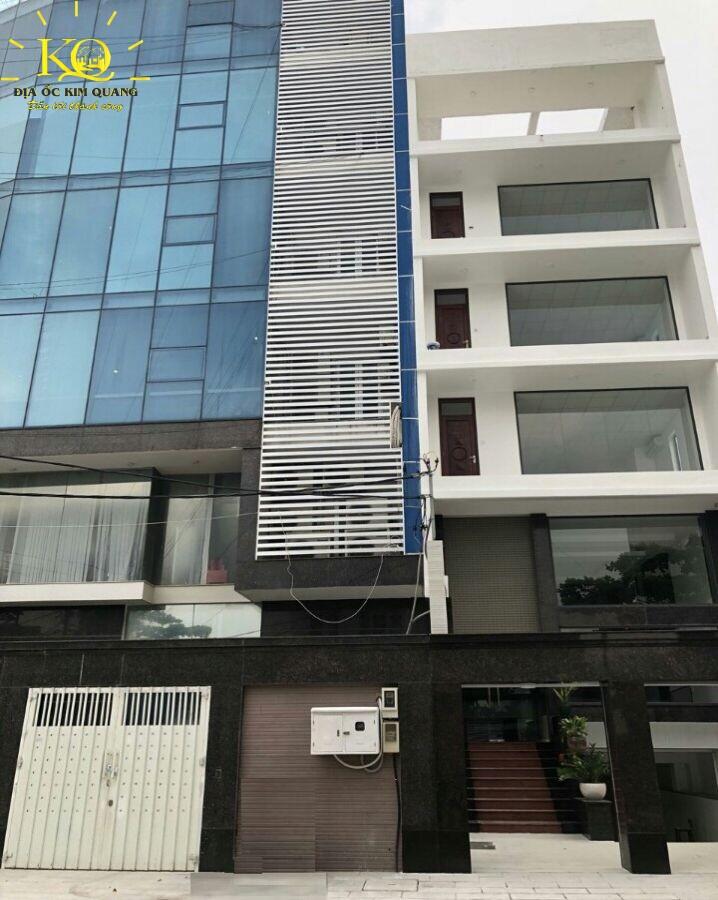 cho-thue-van-phong-quan-2-land-talk-building-1-ben-ngoai-toa-nha-dia-oc-kim-quang