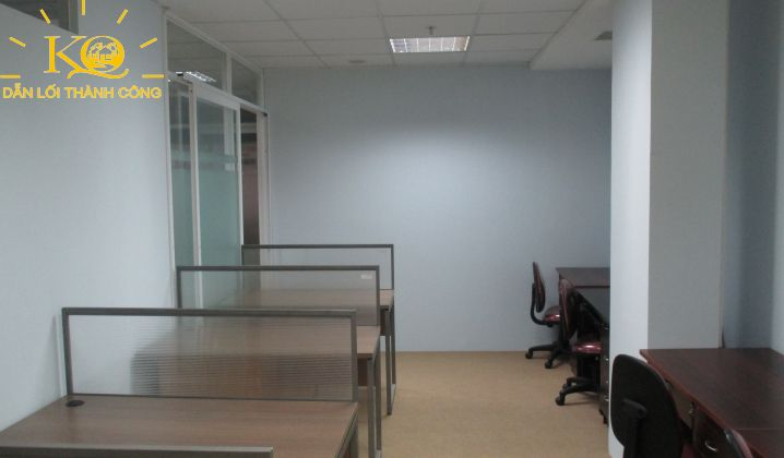 Văn phòng tại tòa nhà 3G Building