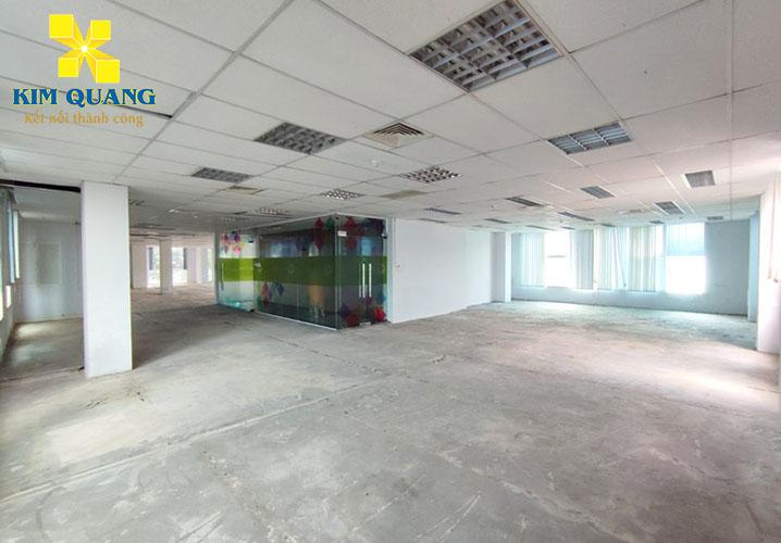 Diện tích trống cần cho thuê tại An Khánh Office Building rộng