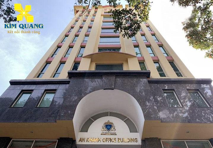 Tòa nhà văn phòng An Khánh Office Building