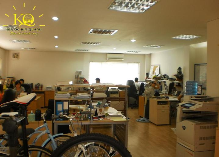 Văn phòng tại tòa nhà Nguyễn Thị Minh Khai building