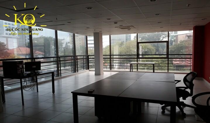 Diện tích trống tại tòa nhà GBL Building