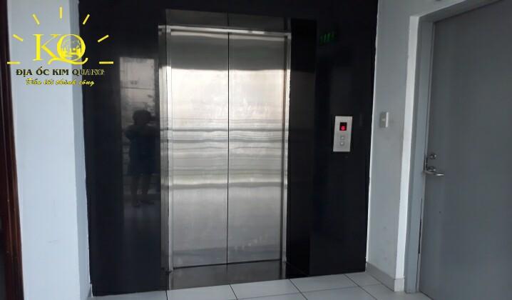 Thang máy tại tòa nhà GBL Building