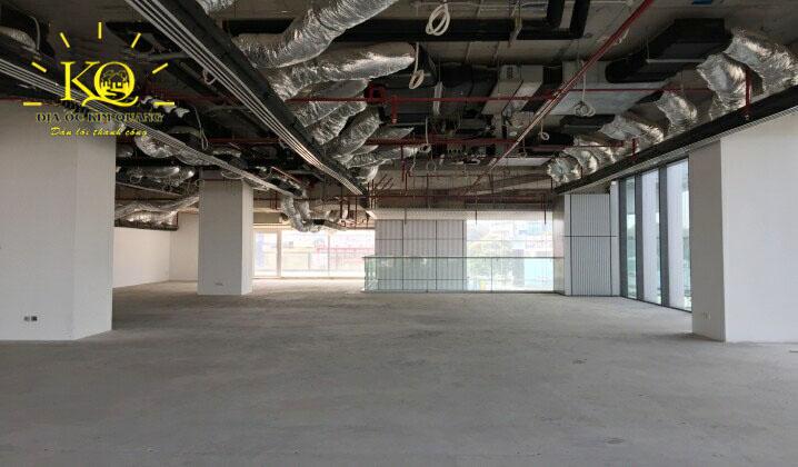 Diện tích trống tại tòa nhà Lim Tower 2