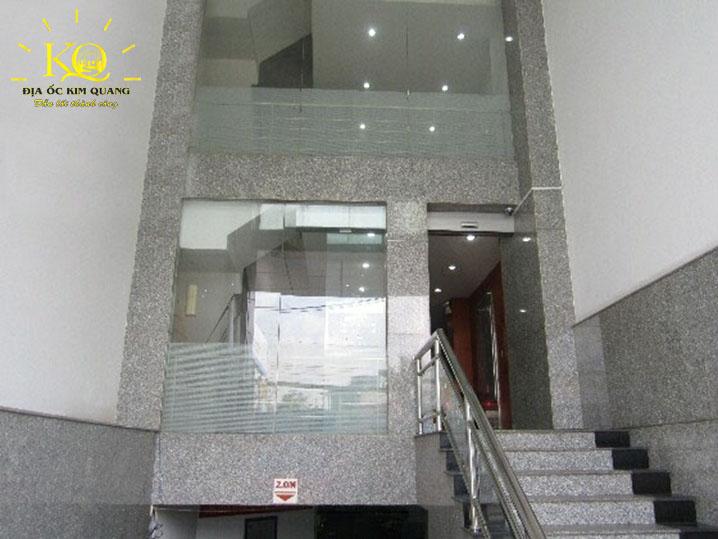 Tầng trệt tòa nhà ACB Bank Building