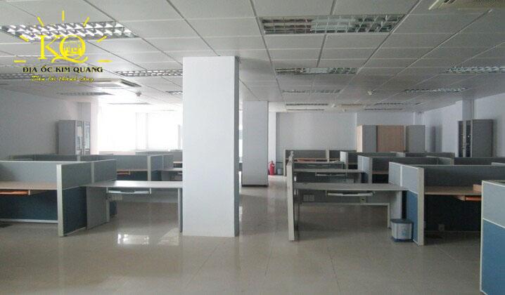 Diện tích trống tại tòa nhà ACB Bank Building