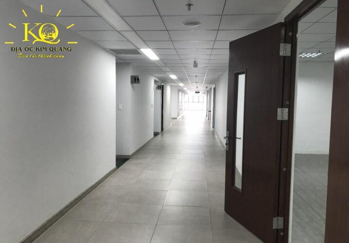 Hành lang tại EBM Building