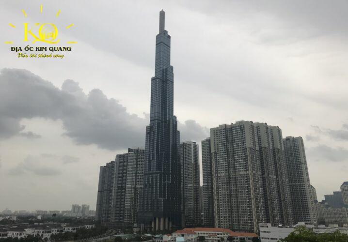 Hướng view từ EBM Building
