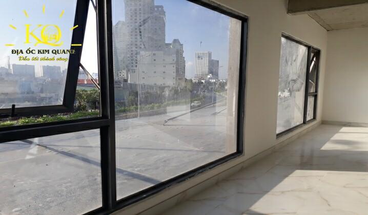 View từ tòa nhà Saigon Pearl Gia Kỳ
