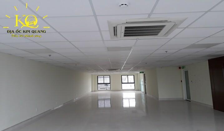 Diện tích trống tại tòa nhà Saigon Pearl JSC
