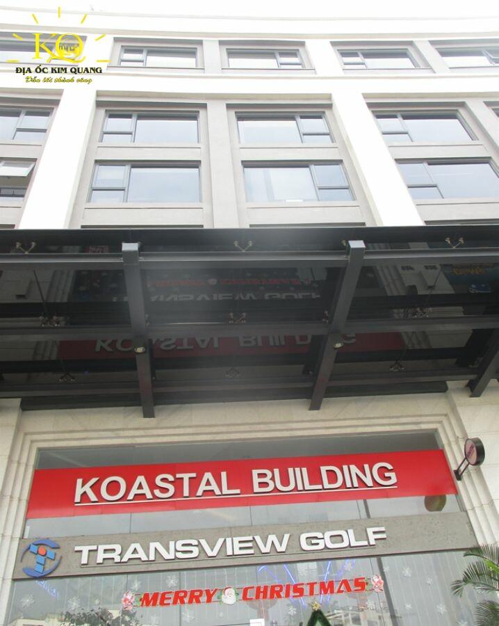 Bên ngoài tòa nhà SGP Koastal