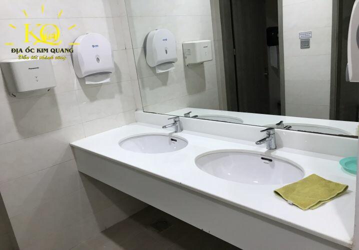 Toilet tòa nhà SGP Koastal