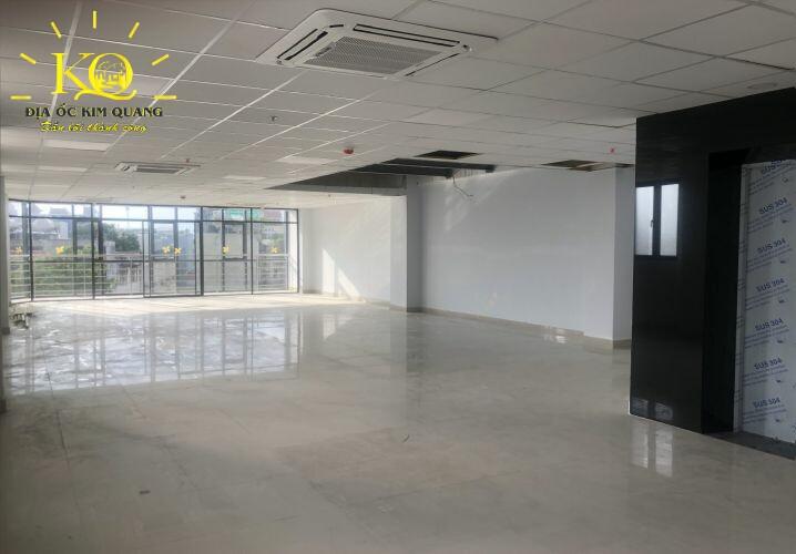 Cho thuê văn phòng quận Bình Thạnh Swin Tower diện tích trống vuông vức Địa ốc Kim Quang
