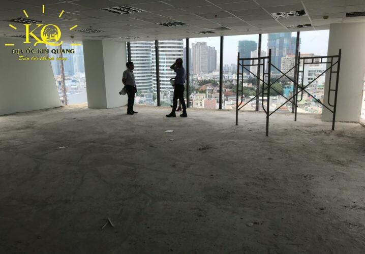 Diện tích trống tại tòa nhà Vina Building