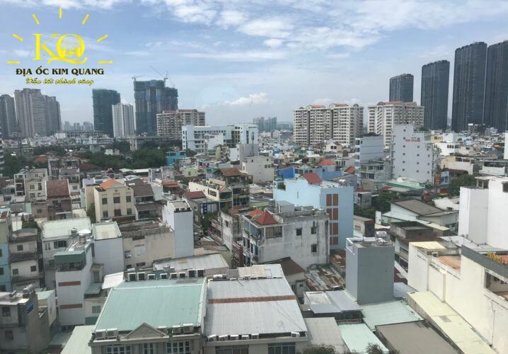 View từ tòa nhà Vina Building