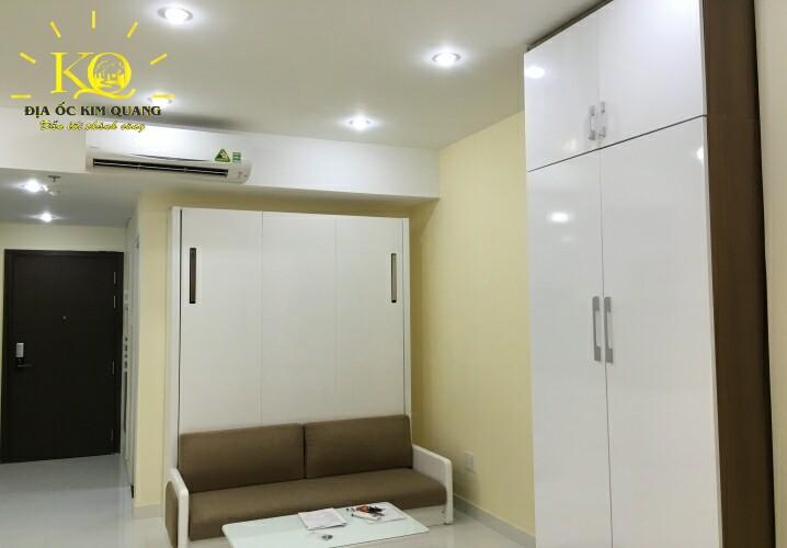 Văn phòng cho thuê tại Officetel Garden Gate
