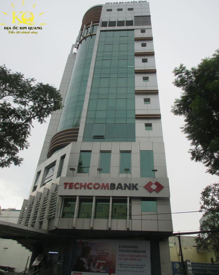 Cao Ốc văn phòng R.I.C Tower