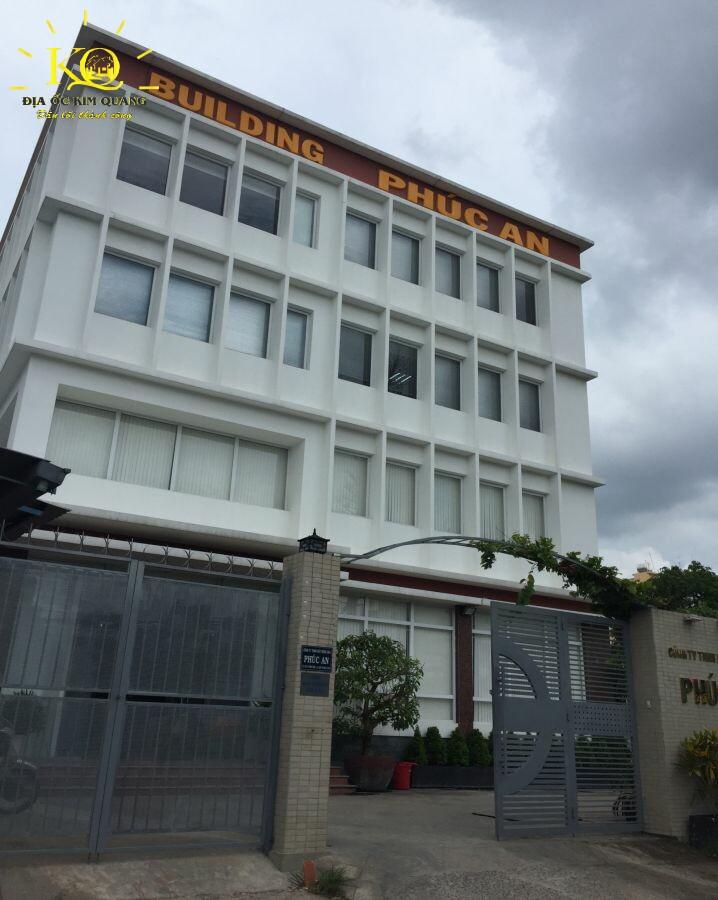 Cho thuê văn phòng quận Tân Bình Phúc An Building thiết kế  Địa ốc Kim Quang