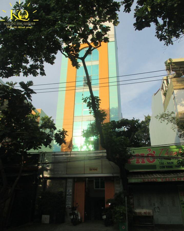 Văn phòng cho thuê quận Tân Bình Hoàng Hoa Thám