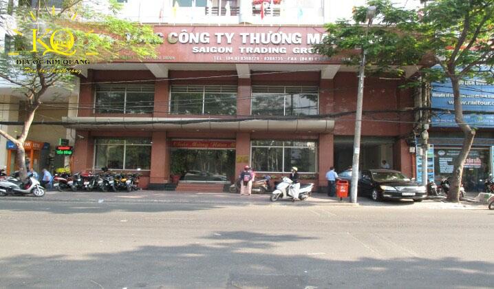 Cho thuê văn phòng quận 1 tại tòa nhà Satra Building có chỗ lưu trú, làm việc an toàn mùa dịch