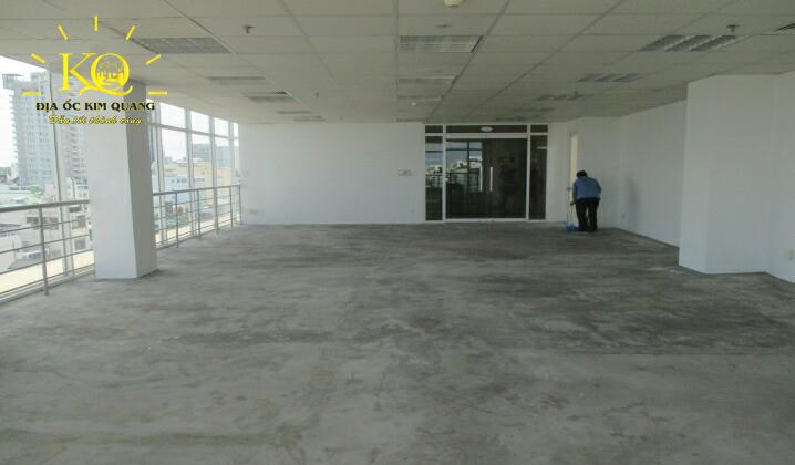 Diện tích trống tại tòa nhà Artex Saigon Building