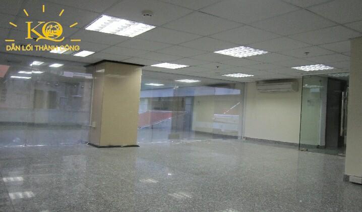 Diện tích trống tại tòa nhà Dakao Office Center