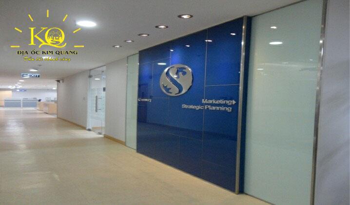 Văn phòng tại tòa nhà Empress Tower