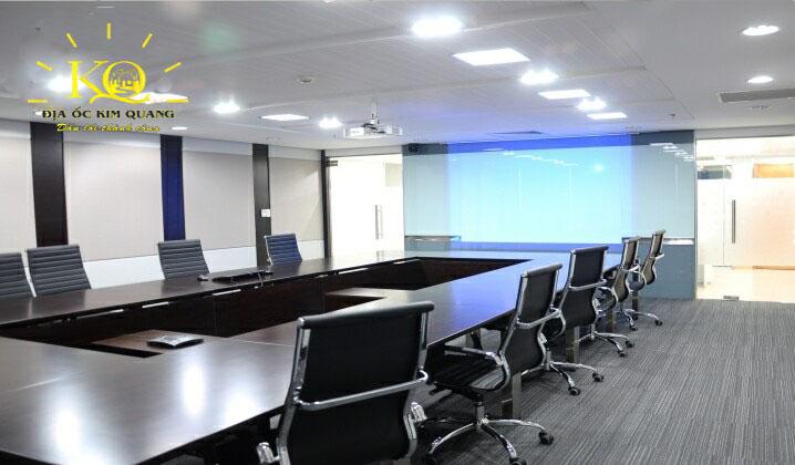 Phòng họp tòa nhà Empress Tower