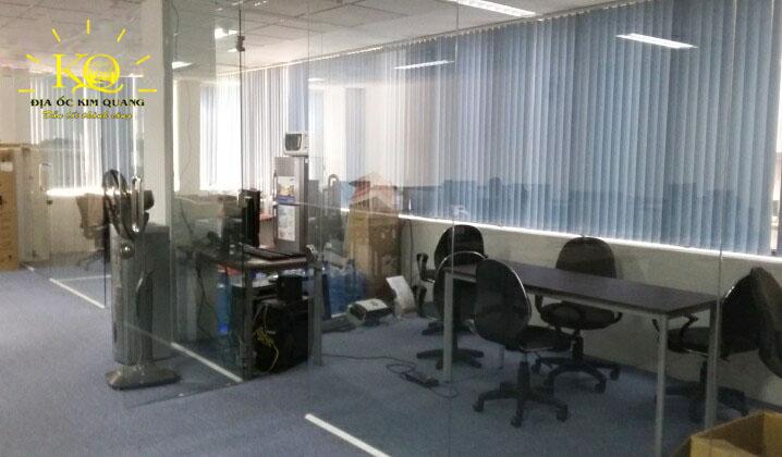 Văn phòng làm việc tại Mai Sơn building