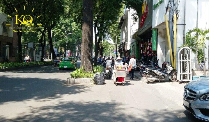 Con đường phía trước Mai Sơn building